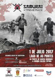 SAMURAI XTREME RACE AS PONTES 2017