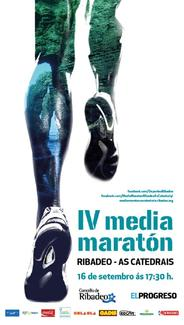 IV Media Maratón Ribadeo – As Catedrais