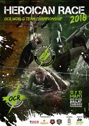 HEROICAN RACE OCR WORLD TEAM CHAMPIONSHIP 2018
