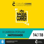 III CARRERA POPULAR MATOGRANDE