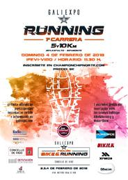 5K-10K 1ª CARRERA POPULAR GALIEXPO RUNNING