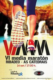 VI MEDIA MARATON RIBADEO – AS CATEDRAIS