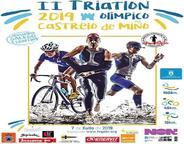 II triatlon castrelo do miño