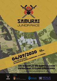 SAMURAI JUNIOR RACE REALE SEGUROS 2020