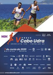 CANCELADO - V CROSS POPULAR – CABO UDRA 2020