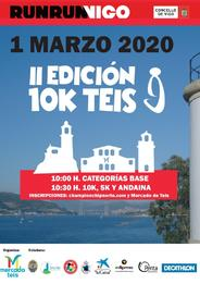 II CARRERA POPULAR 10K DE TEIS