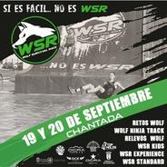 (CANCELADA) III  WOLF SURVIVAL RACE CHANTADA