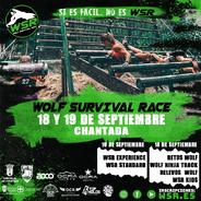 III WOLF SURVIVAL RACE CHANTADA
