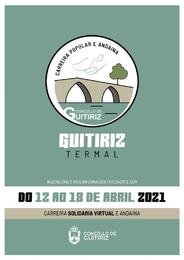 CARREIRA GUITIRIZ TERMAL SOLIDARIA VIRTUAL 2021