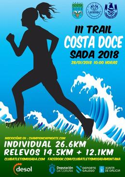 III TRAIL COSTA DOCE 2018