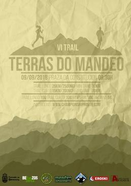 6º TRAIL TERRAS DO MANDEO