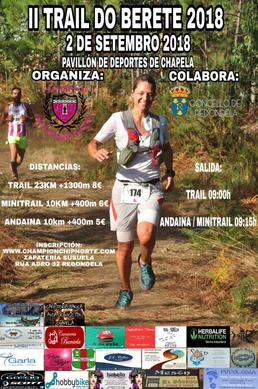 II TRAIL DO BERETE