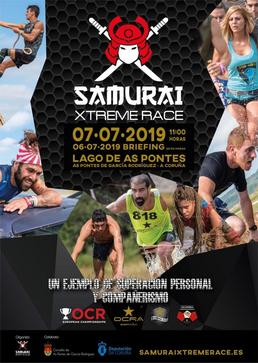 SAMURAI XTREME RACE AS PONTES 2019