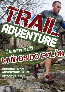 TRAIL ADVENTURE MUIÑOS DO FOLÓN 2019