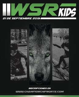 II OCR CHANTADA WOLF SURVIVAL RACE KIDS