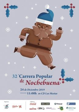 32 CARRERA POPULAR DE NOCHEBUENA (GIJON)