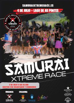 SAMURAI XTREME RACE AS PONTES 2021