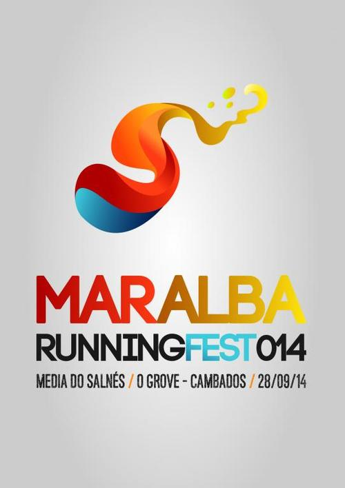 MARALBA Running Fest014 Media Maratón do Salnés O Grove-Cambados